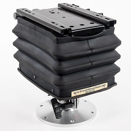 Smooth Moves Boat Seat Suspension