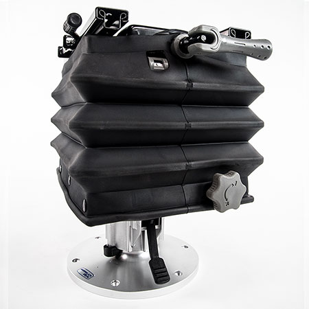 Shock Absorbing Seat | Smooth Moves Boat Seats