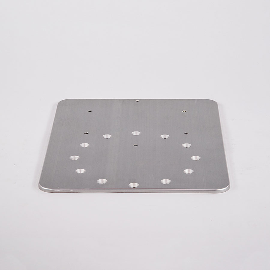 BOAT SEAT PARTS: UNIVERSAL SET BACK PLATE