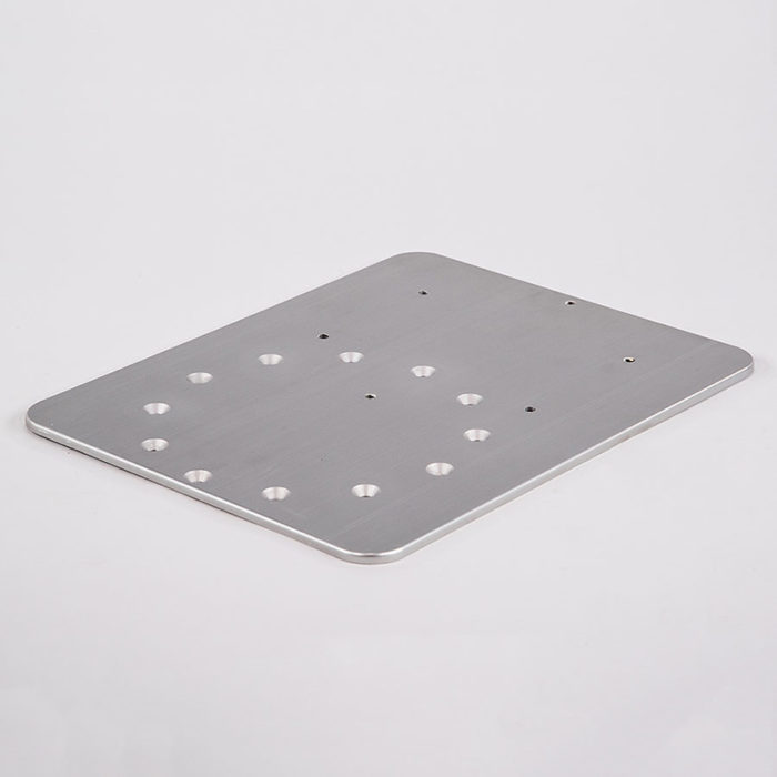 OAT SEAT PARTS: UNIVERSAL SET BACK PLATE