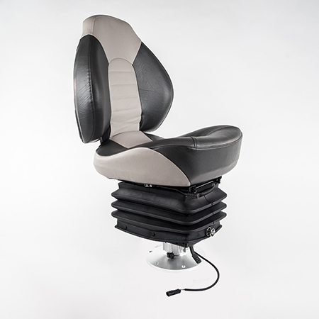 Smooth Moves Suspension Seat for Boat