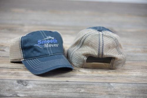 Smooth Moves Trucker Hat   Baseball Cap