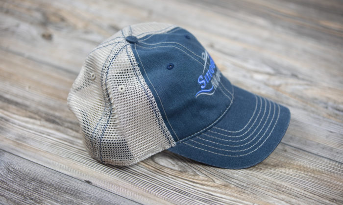 Smooth Moves | Denim Baseball Hat | Trucker Cap