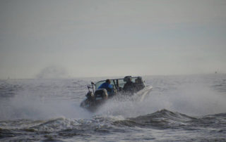 What You Need to Know When Driving a Boat in Rough Water