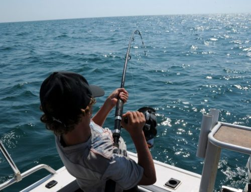 Top 3 Best Fishing Exercises