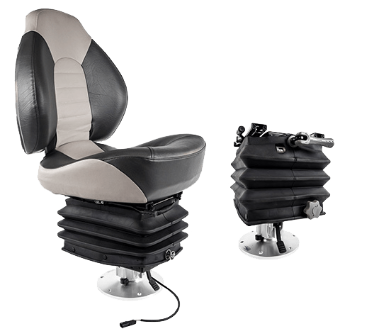 Boat Seat Suspension System | Smooth Moves Seats