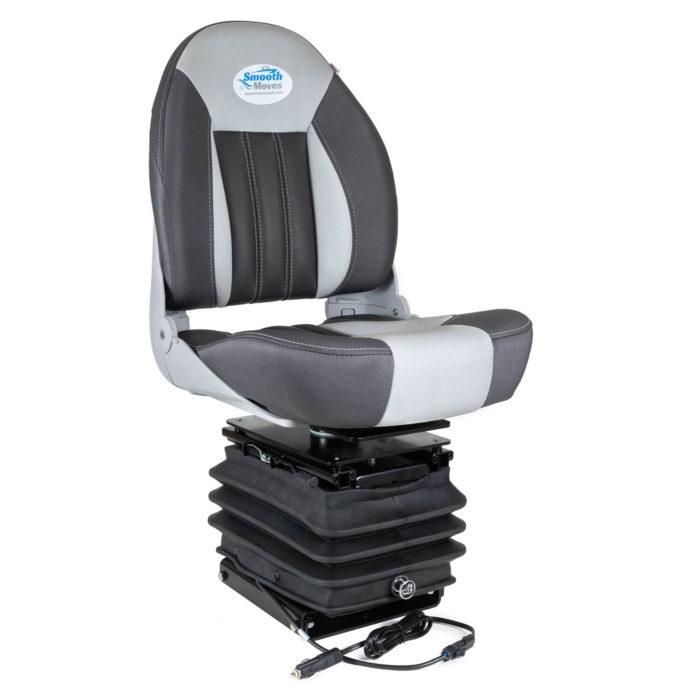 Box Mount Boat Seat Suspension